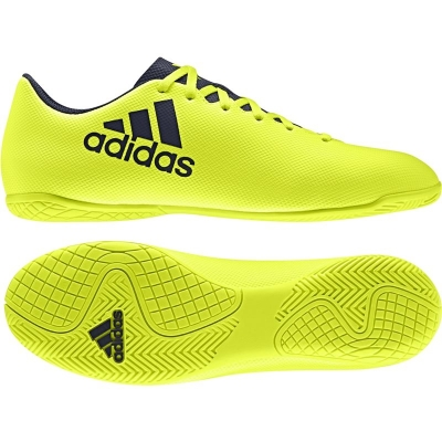 Adidasi fotbal indoor adidas X 17.4 IN S82407 barbati