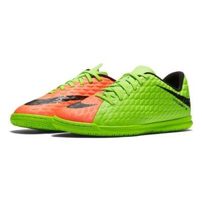 Adidasi fotbal sala Jr. Nike Hypervenomx Phade Iii Ic baietei