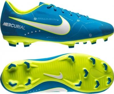 Ghete fotbal Nike Jr. Mercurial Victory VI Neymar FG baietei