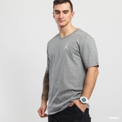 Tricou gri Jordan Jumpman Air Embroidered barbati
