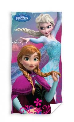 Prosop cu desene animate Frozen