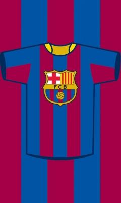 Prosop echipa fotbal FC Barcelona