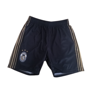 Sort negru fotbal Ronaldo Juventus Replica copii