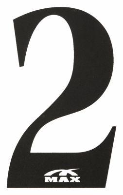 Accesorii sport Numeri Piccoli Giallo Max Sport