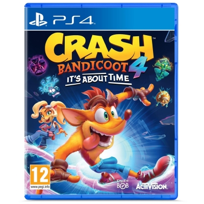 Activision Crash 4 IAT 12