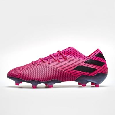Ghete fotbal adidas Nemeziz 19.1 FG