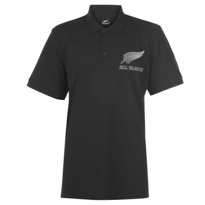 Tricouri Polo adidas New Zealand All Blacks pentru Barbati