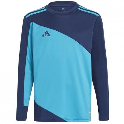 Adidas Squadra 21 Goalkepper Jersey Youth ' jersey blue-navy blue GN6947 pentru Copil adidas teamwear