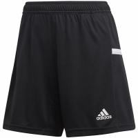 's adidas Team 19 Knit Short black DW6882 pentru Femei adidas teamwear