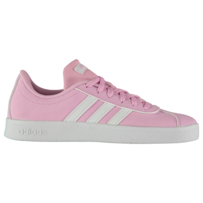 Adidasi adidas VL Court 2 K de fete
