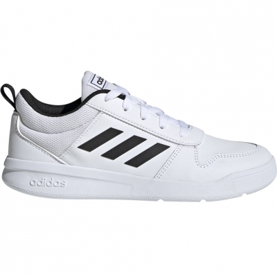 Pantofi sport 's adidas Tensaur K white and black EF1085 Copil