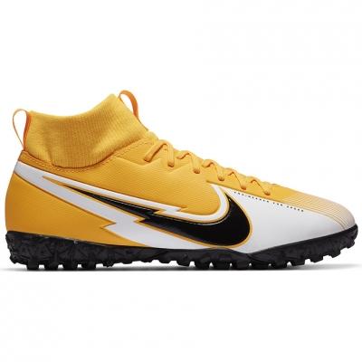 Pantofi sport Nike Mercurial Superfly 7 Academy TF AT8143 soccer 801 Junior