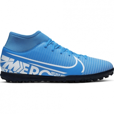 Pantofi sport Soccer Nike Mercurial Superfly 7 Club TF AT8156 414 Junior