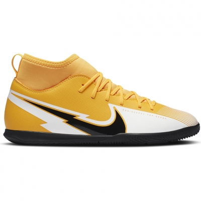Pantofi sport Nike Mercurial Superfly 7 Club IC AT8153 801 soccer Junior