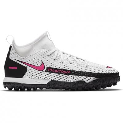 Pantofi sport Nike Phantom GT Academy DF TF CW6695 160 soccer Junior