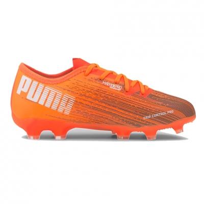 Pantofi sport Puma Ultra 1.1 FG AG soccer 106097 01 Junior