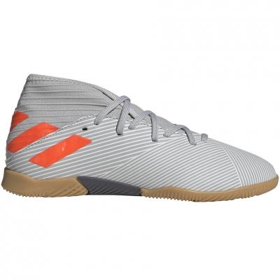 Pantofi sport Adidas Nemeziz 19.3 IN JR gray EF8304 football