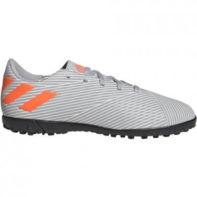 Pantofi sport Adidas Nemeziz 19.4 TF JR gray EF8306 football