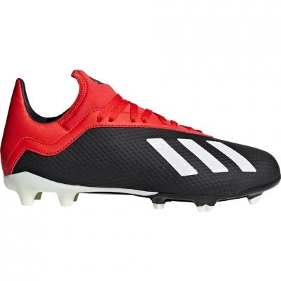 Pantofi sport Football adidas X 18.3 FG JR BB9370