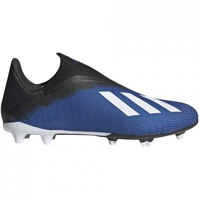 Pantofi sport Adidas X 19.3 LL FG football blue-black EG7178