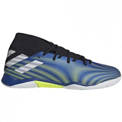 Pantofi sport adidas Kara drank ?? Nemeziz.3 IN blue FW7409
