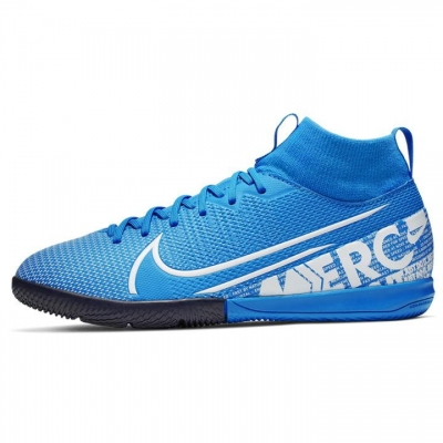 Ghete fotbal sala Nike Mercurial Superfly Academy DF Junior