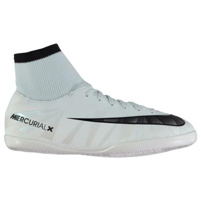 Ghete fotbal sala Nike MercurialX Victory CR7 DF Junior