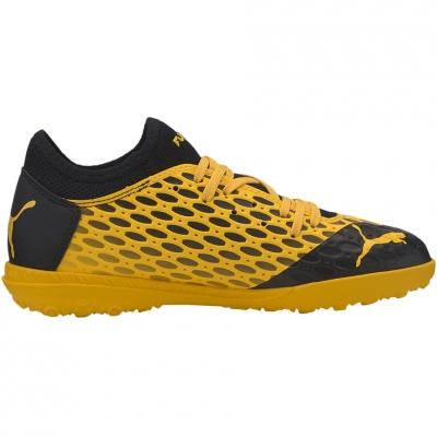 Pantofi sport Puma Future 5.4 TT JR Football Yellow 105813 03