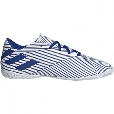 Pantofi sport Adidas Nemeziz 19.4 IN white EF1711 football
