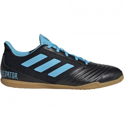 Pantofi sport Adidas Predator 19.4 IN Sala football black and blue F35631