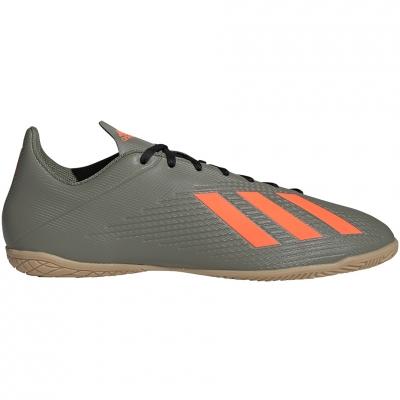 Pantofi sport Adidas X 19.4 IN green EF8373 football