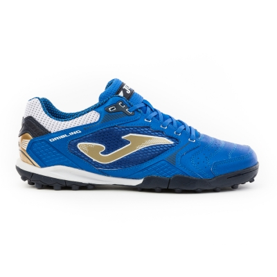 Ghete Fotbal Sintetic Dribling 2034 Royal-gold Joma