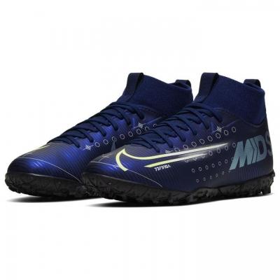 Ghete Fotbal Sintetic Nike Mercurial Superfly Academy DF Junior