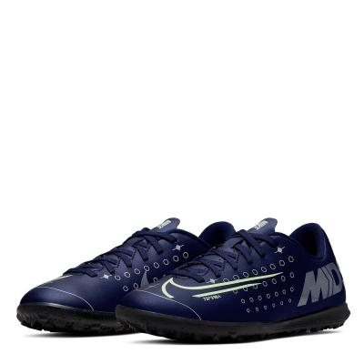 Ghete Fotbal Sintetic Nike Mercurial Vapor Club Junior