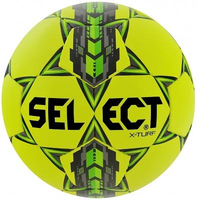 Minge Fotbal Ghete Fotbal Sintetic Select X- yellow-green