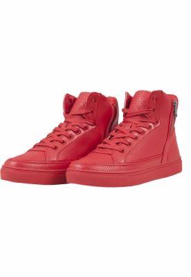 Zipper High Top Shoe Urban Classics