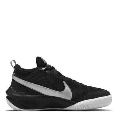 Ghete Baschet Nike Team Hustle D10 Junior