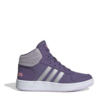 Adidasi Sport adidas Hoops 2.0 Mid de fete