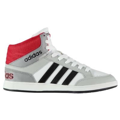 Adidasi Sport adidas Hoops Mid Top Child de baieti