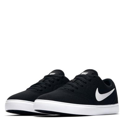Tenisi panza Adidasi Sport Nike SB Check de baieti Junior