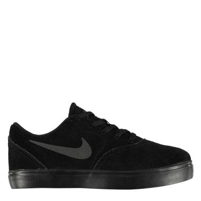 Adidasi Sport Nike SB Check Suede de baieti Junior