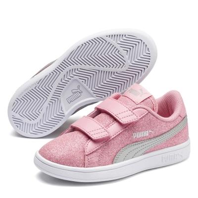 Adidasi Sport Puma Smash Glitz Child de fete