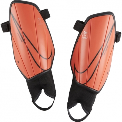 Aparatoare Nike CHRG GRD Football Coral-Black SP2164 892