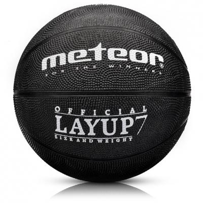 Ball basket Meteor LayUp 7 black 07089