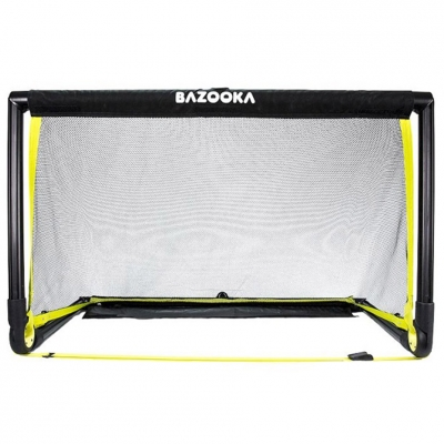 Bazzoka Original 120x75 goal black and yellow 00050