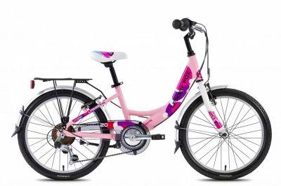 Bicicleta De Copii Leader Fox Lasie
