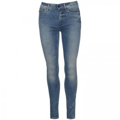 Blugi G Star Midge Zip High Skinny pentru femei