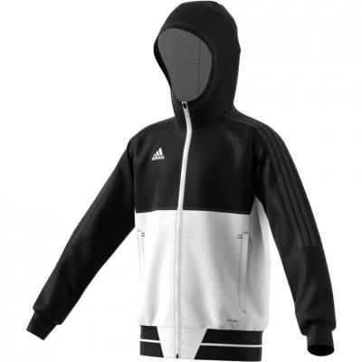 Bluze trening adidas TIRO 17 JR black and white BQ2787 adidas teamwear