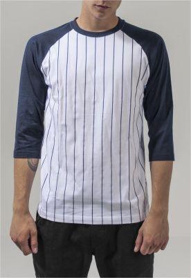 Tricouri Contrast 3/4 Sleeve Baseball Urban Classics