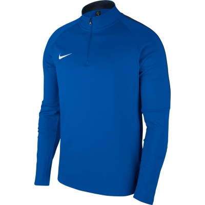 Bluze trening Nike Dry Academy 18 Drill Top LS blue 893624 463